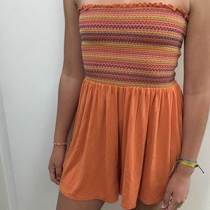 Forever 21 Shorts Romper, Size Small